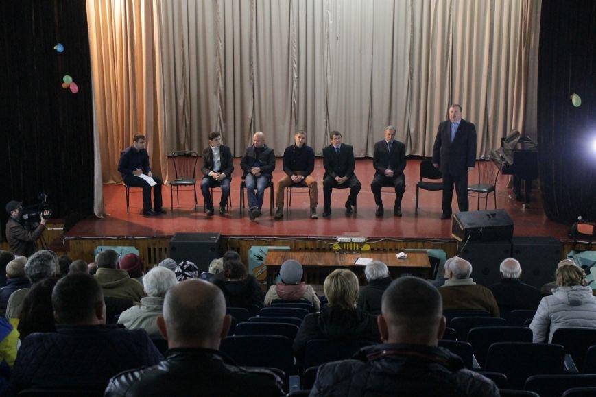В Доброполье состоялись публичные дебаты перед выборами (ФОТО, ВИДЕО добавлено), фото-5