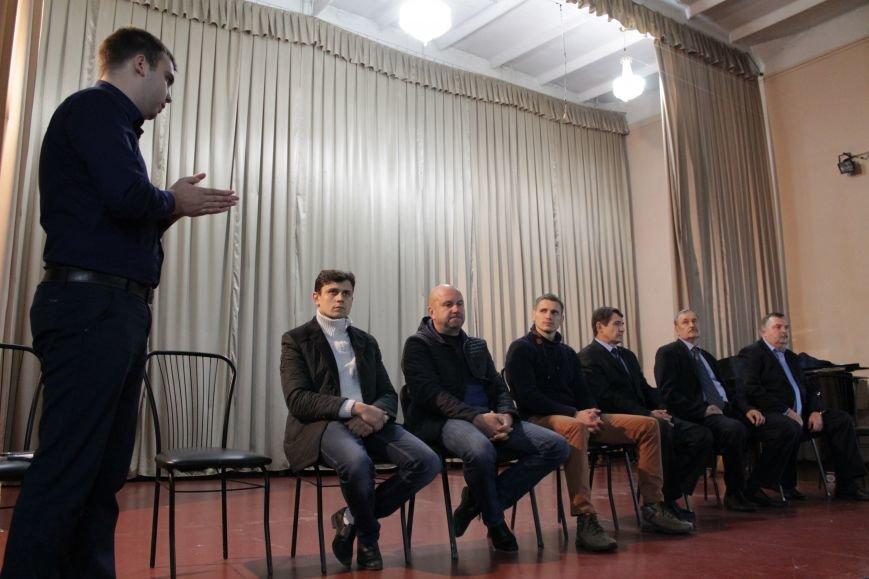 В Доброполье состоялись публичные дебаты перед выборами (ФОТО, ВИДЕО добавлено), фото-2