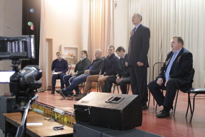 В Доброполье состоялись публичные дебаты перед выборами (ФОТО, ВИДЕО добавлено), фото-6
