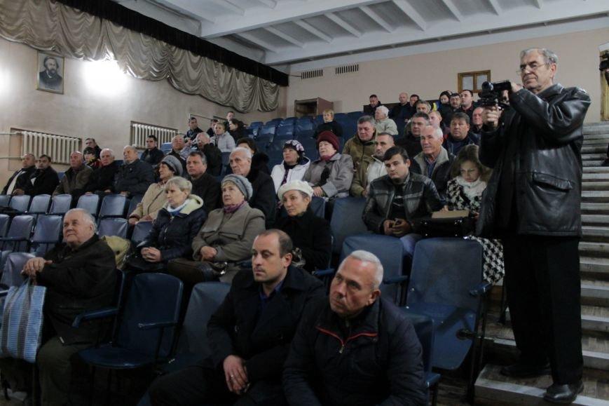 В Доброполье состоялись публичные дебаты перед выборами (ФОТО, ВИДЕО добавлено), фото-1