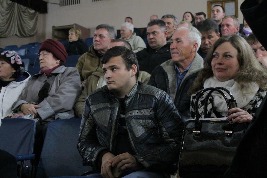 В Доброполье состоялись публичные дебаты перед выборами (ФОТО, ВИДЕО добавлено), фото-4