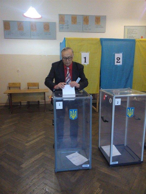 Выборы-2015: хроника, факты, комментарии (фото) - фото 1
