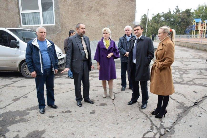 Губернатор Николаевщины проверил, как потратили бюджетные деньги (ФОТО) (фото) - фото 1
