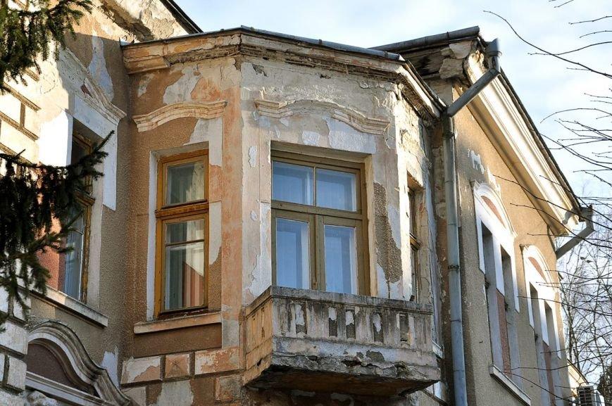 В центрі Тернополя знаходиться аварійний будинок (фото) (фото) - фото 1