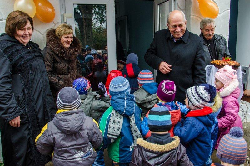 Стихи, хороводы и каравай: в Чаплино открыли единственный в селе детский сад (фото) - фото 3
