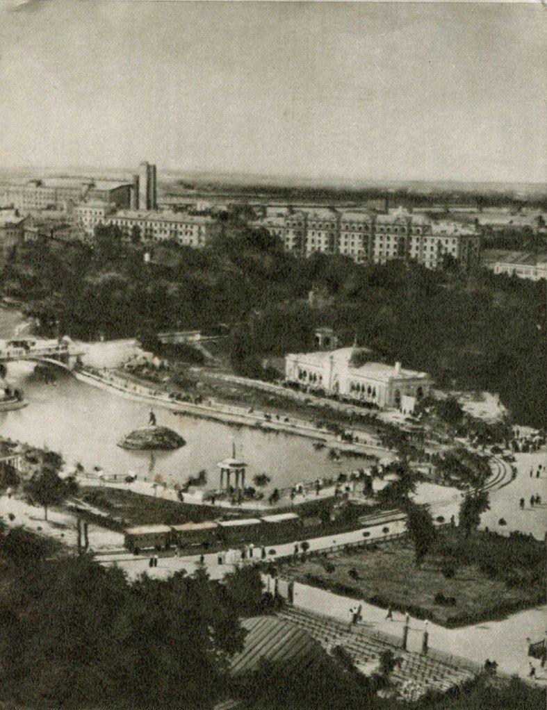 История самого старого парка Днепропетровска (фото) - фото 1