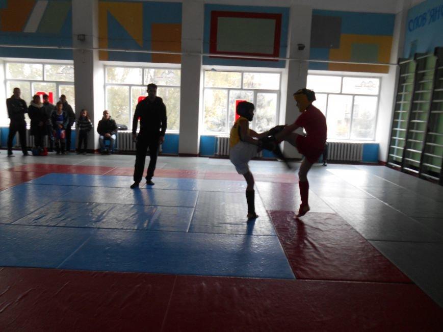 Сегодня в Славянске проходит Чемпионат Донецкой области по хортингу (фото) - фото 1