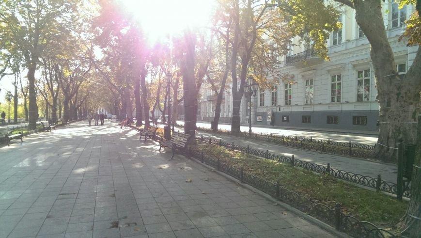 Пора на субботнюю прогулку по Одессе (ФОТО) (фото) - фото 4