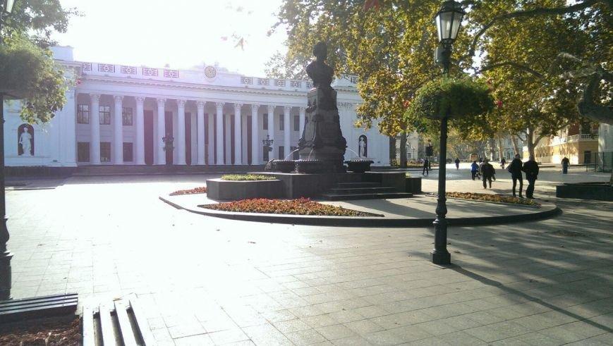 Пора на субботнюю прогулку по Одессе (ФОТО) (фото) - фото 1