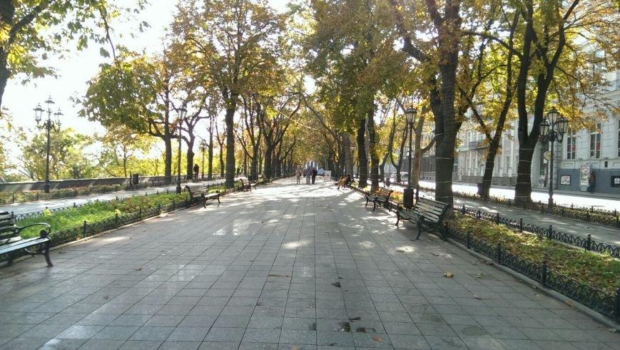 Пора на субботнюю прогулку по Одессе (ФОТО) (фото) - фото 2