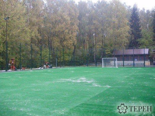 Чому перенесли відкриття спортмайданчика у Тернополі? (фото) (фото) - фото 1