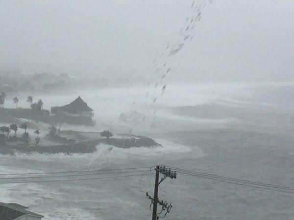 В Мексике прошёл самый сильный ураган за всю историю наблюдению (фото+видео) (фото) - фото 1