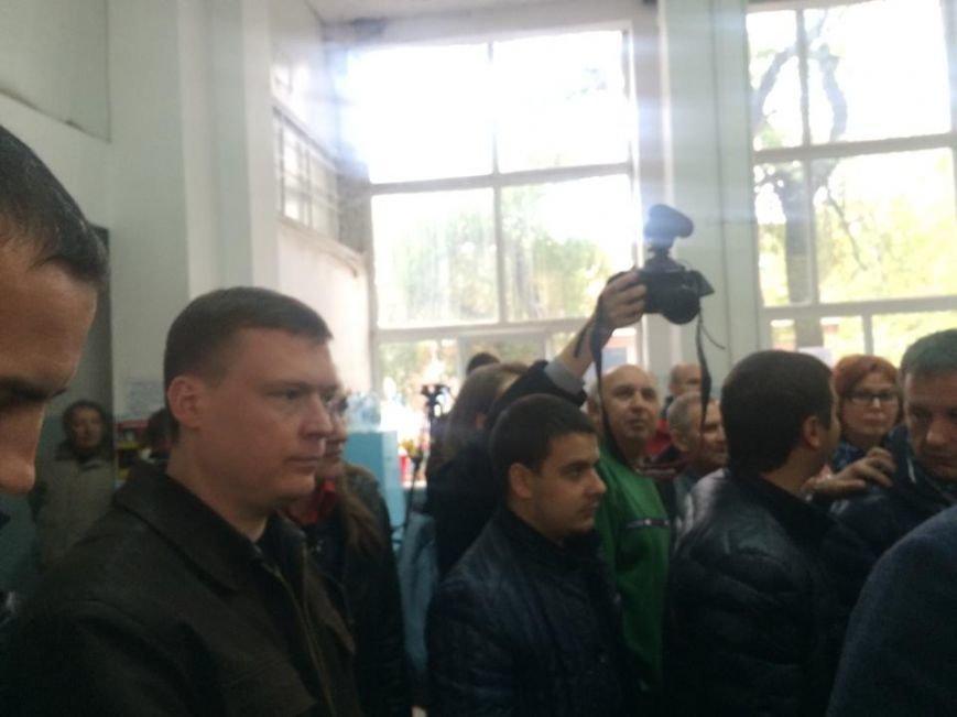 Мариупольская ГИК начнет принимать бюллетени, отпечатанные в «ПР» (ФОТО), фото-5