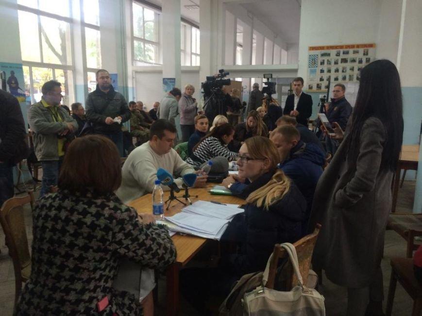 Мариупольская ГИК начнет принимать бюллетени, отпечатанные в «ПР» (ФОТО), фото-2