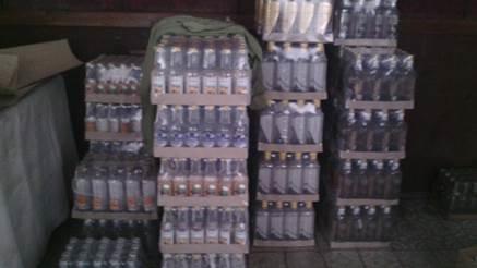 В Киевской области злоумышленники подделывали алкоголь известных марок (ФОТО) (фото) - фото 3