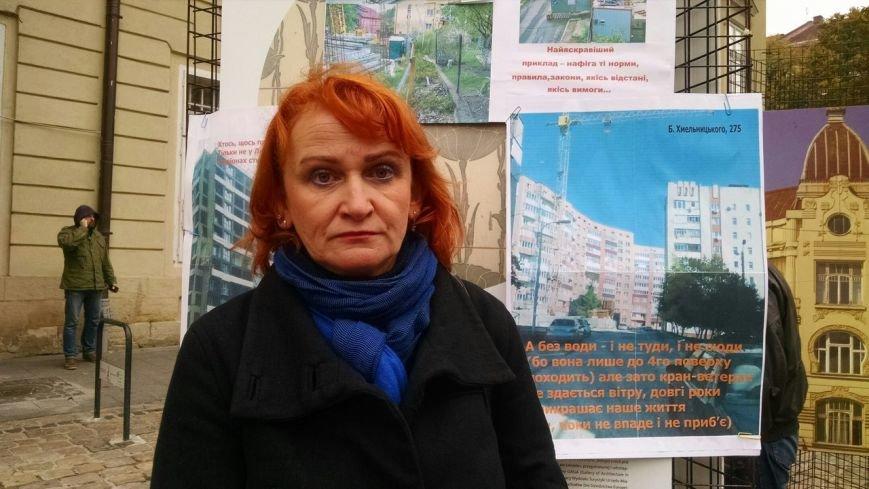 Скандальні і незаконні забудови у Львові (фото) - фото 1