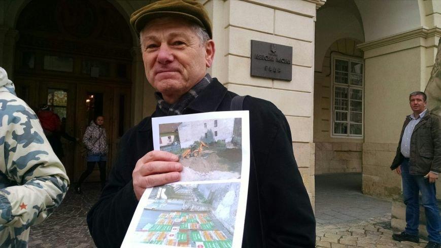 Скандальні і незаконні забудови у Львові (фото) - фото 2