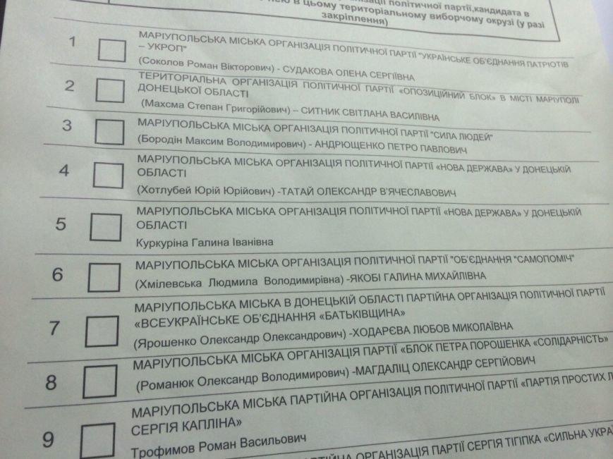 СБУ покинуло здание типографии. Комиссия не может решить принимать бюллетени или нет (фото) - фото 1