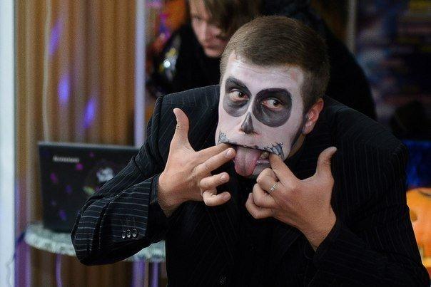 Дайте нам сладостей или напугаем! Клуб «Громозека» приглашает всех жителей и гостей города незабываемо отпраздновать культовый Хэллоуин! (фото) - фото 7