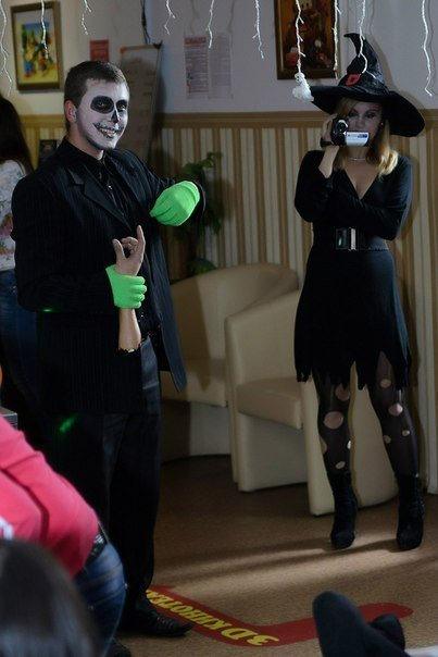 Дайте нам сладостей или напугаем! Клуб «Громозека» приглашает всех жителей и гостей города незабываемо отпраздновать культовый Хэллоуин! (фото) - фото 8