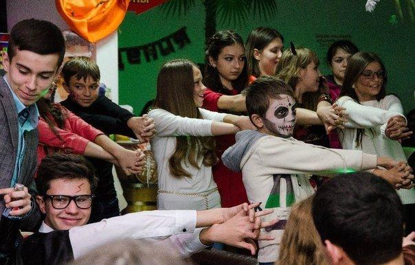 Дайте нам сладостей или напугаем! Клуб «Громозека» приглашает всех жителей и гостей города незабываемо отпраздновать культовый Хэллоуин! (фото) - фото 1