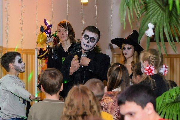 Дайте нам сладостей или напугаем! Клуб «Громозека» приглашает всех жителей и гостей города незабываемо отпраздновать культовый Хэллоуин! (фото) - фото 10