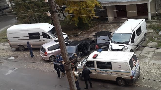 У Тернополі одночасно зіткнулися шість автомобілів (фото) (фото) - фото 1