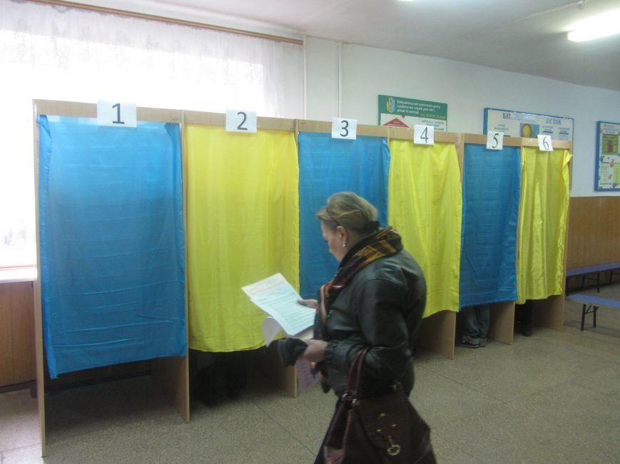Выборы 2015 в Днепропетровске: начало (ФОТО), фото-3