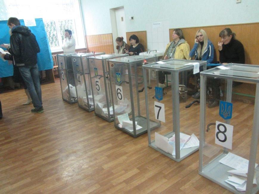 Выборы 2015 в Днепропетровске: начало (ФОТО), фото-11