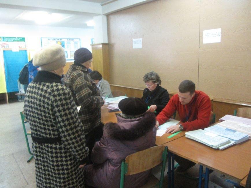 Выборы 2015 в Днепропетровске: начало (ФОТО), фото-2