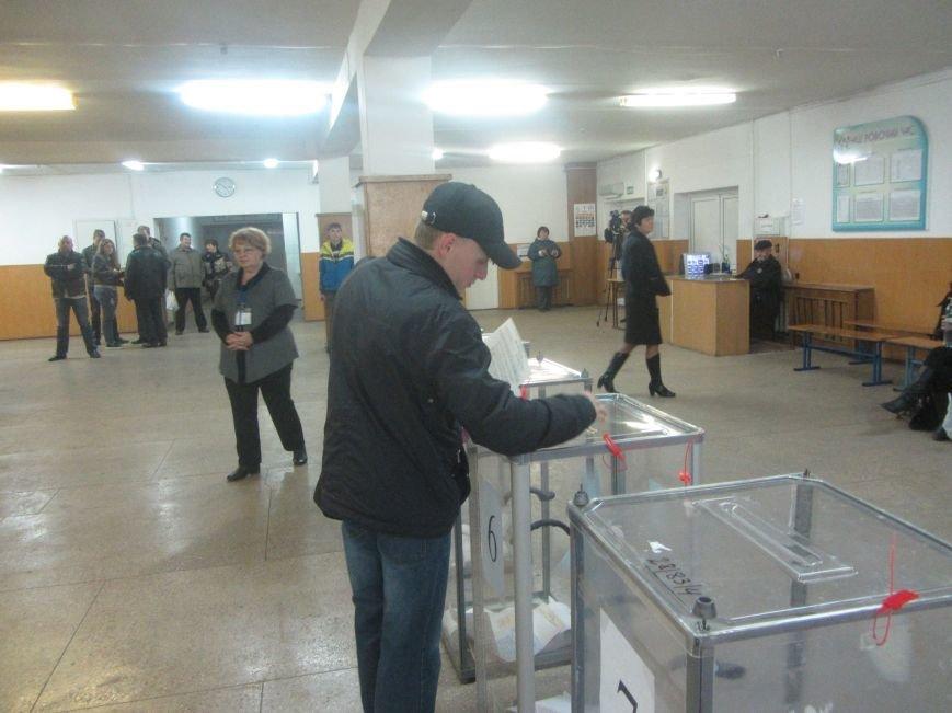 Выборы 2015 в Днепропетровске: начало (ФОТО), фото-4