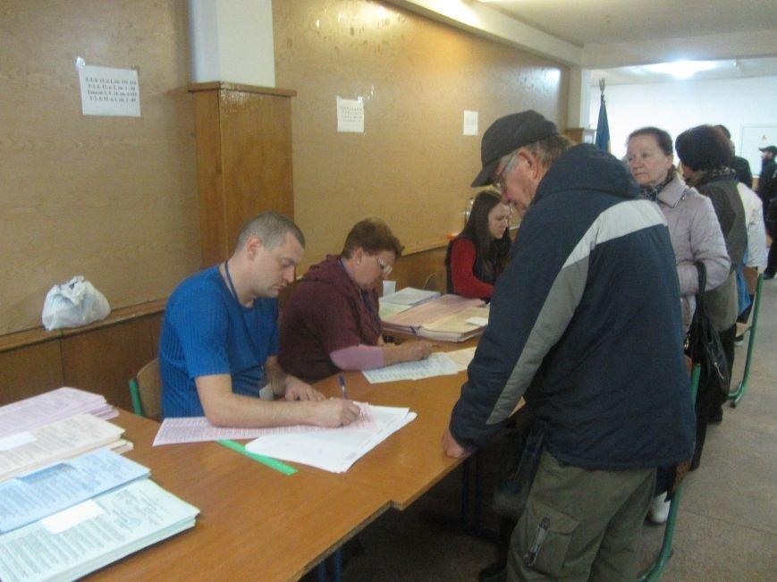 Выборы 2015 в Днепропетровске: начало (ФОТО), фото-10
