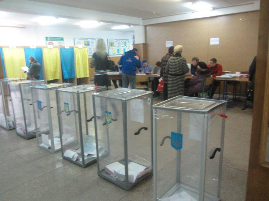 Выборы 2015 в Днепропетровске: начало (ФОТО), фото-1