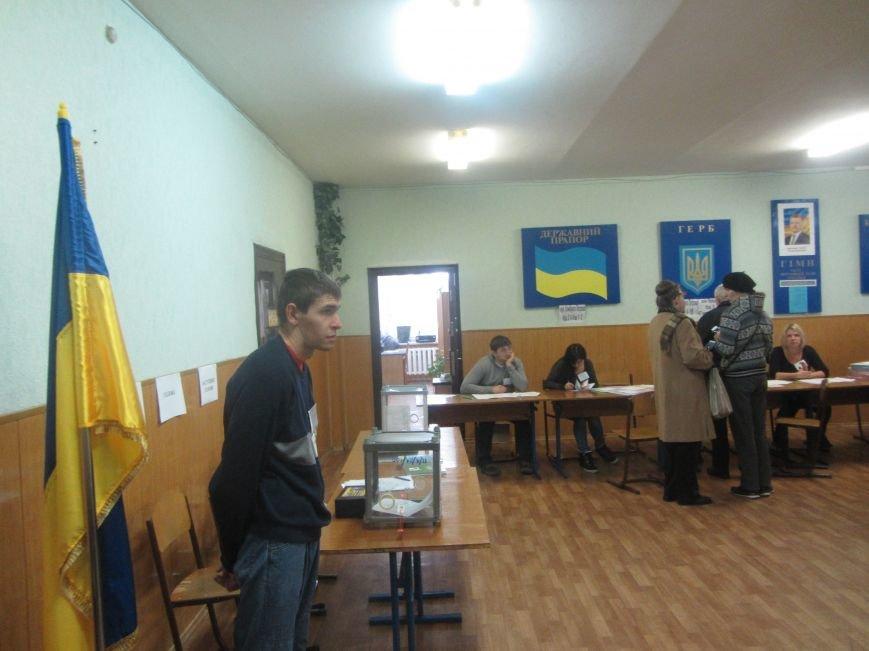 Выборы 2015 в Днепропетровске: начало (ФОТО), фото-14
