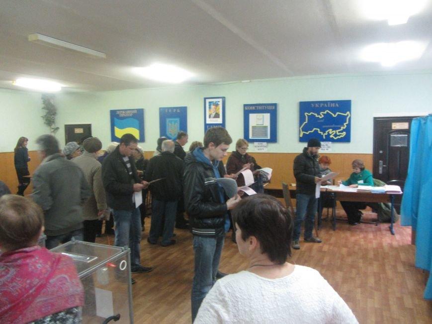 Выборы 2015 в Днепропетровске: начало (ФОТО), фото-15