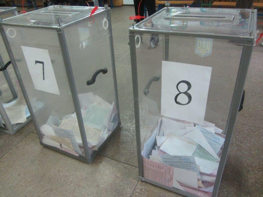 Выборы 2015 в Днепропетровске: начало (ФОТО), фото-5