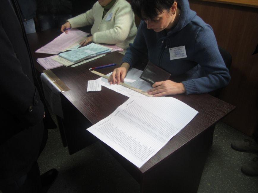 Кандидаты на пост мэра Днепропетровска тоже голосуют (ФОТО), фото-8