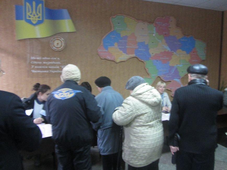 Кандидаты на пост мэра Днепропетровска тоже голосуют (ФОТО), фото-5