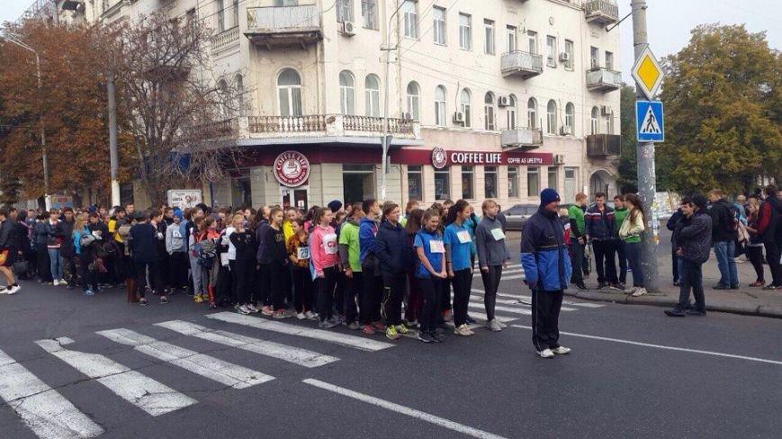 В Днепропетровске состоялся пробег в честь Дня освобождения города (ФОТО) (фото) - фото 10
