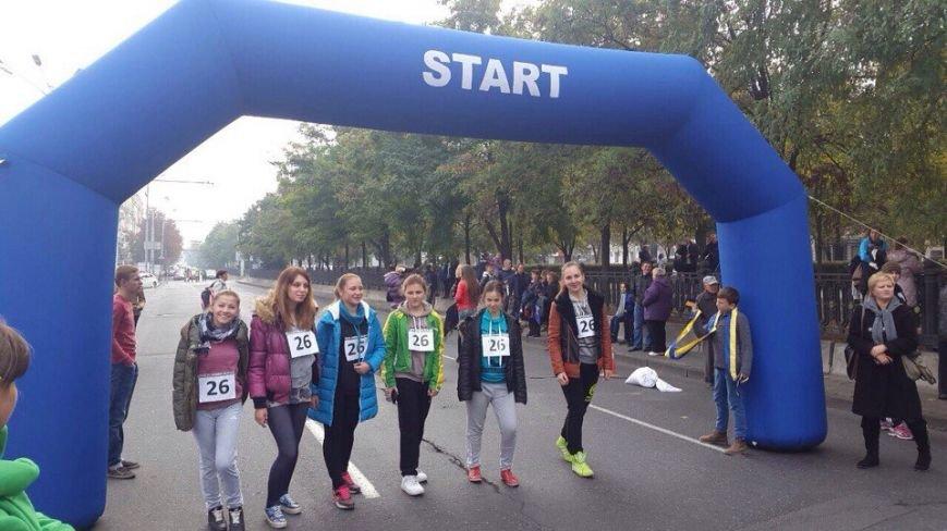 В Днепропетровске состоялся пробег в честь Дня освобождения города (ФОТО) (фото) - фото 9