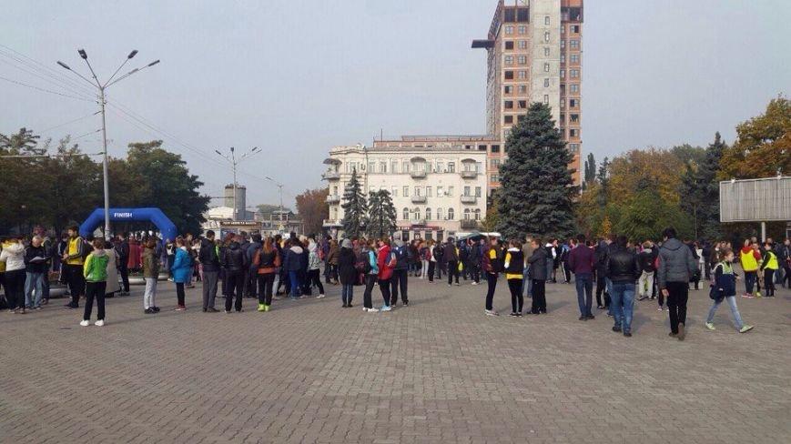 В Днепропетровске состоялся пробег в честь Дня освобождения города (ФОТО) (фото) - фото 6