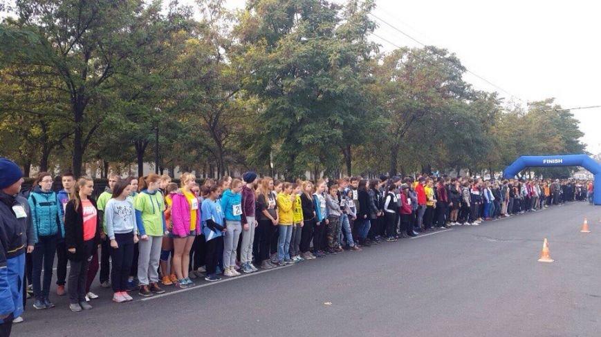 В Днепропетровске состоялся пробег в честь Дня освобождения города (ФОТО) (фото) - фото 8