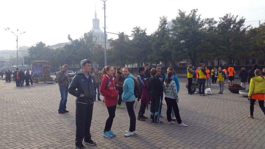 В Днепропетровске состоялся пробег в честь Дня освобождения города (ФОТО) (фото) - фото 3