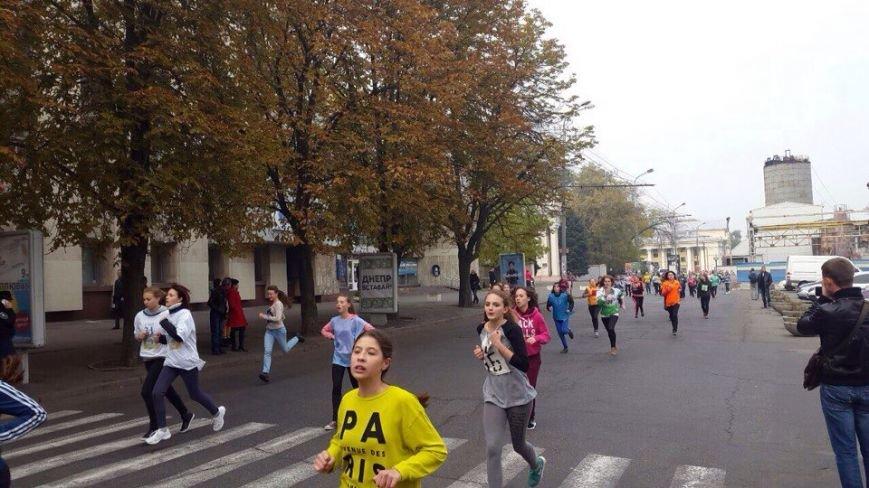 В Днепропетровске состоялся пробег в честь Дня освобождения города (ФОТО) (фото) - фото 4
