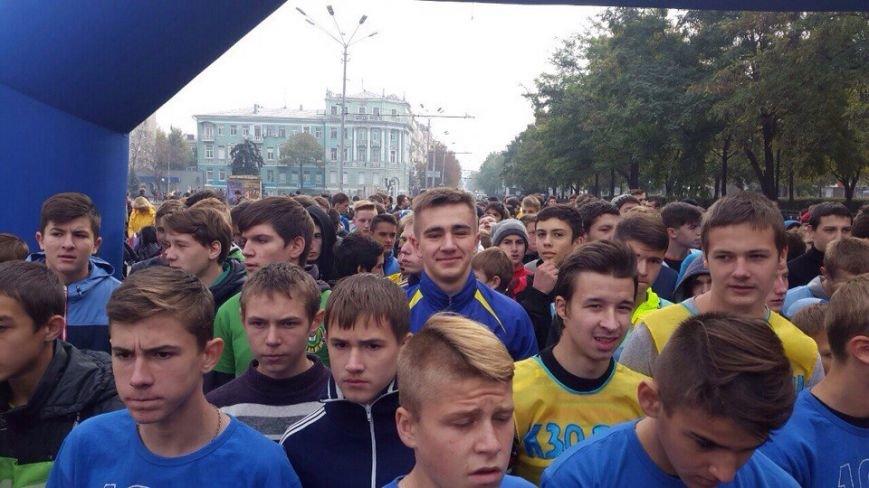 В Днепропетровске состоялся пробег в честь Дня освобождения города (ФОТО) (фото) - фото 5