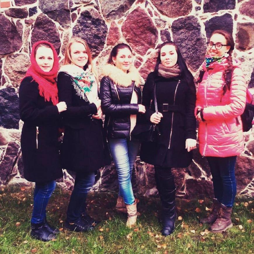 Таллинцы влюбились в сыктывкарских студенток (фото) - фото 2
