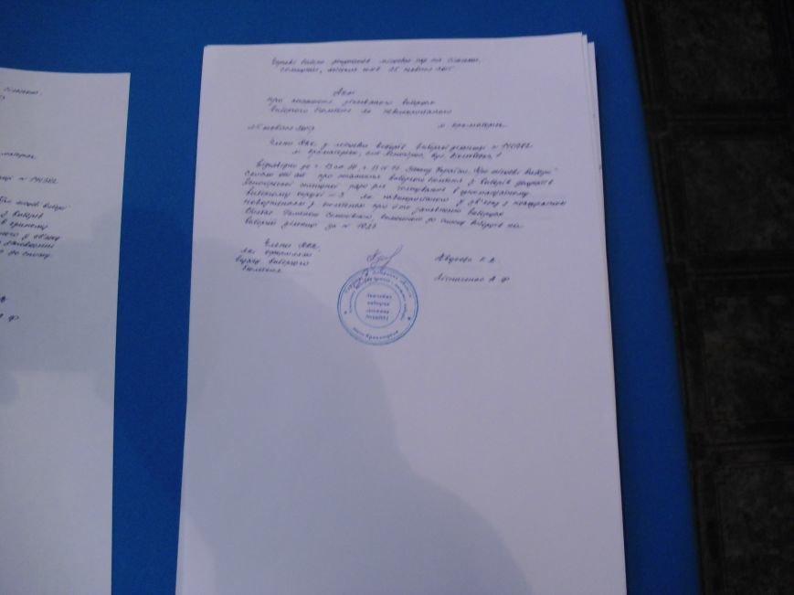 Нарушения на выборах в Краматорске: вынос бюллетеней и «карусели» (фото) - фото 3
