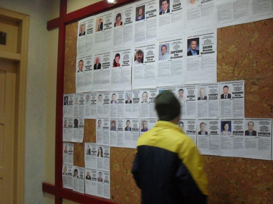 Як голосують кременчужани: фоторепортажі з дільниць та явка виборців станом на 12:00 (фото) - фото 4