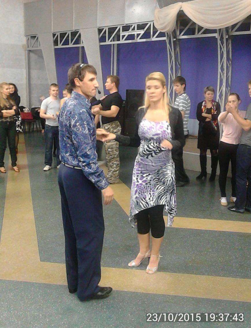 В Полоцке прошел мастер-класс по аргентинскому танго, фото-1
