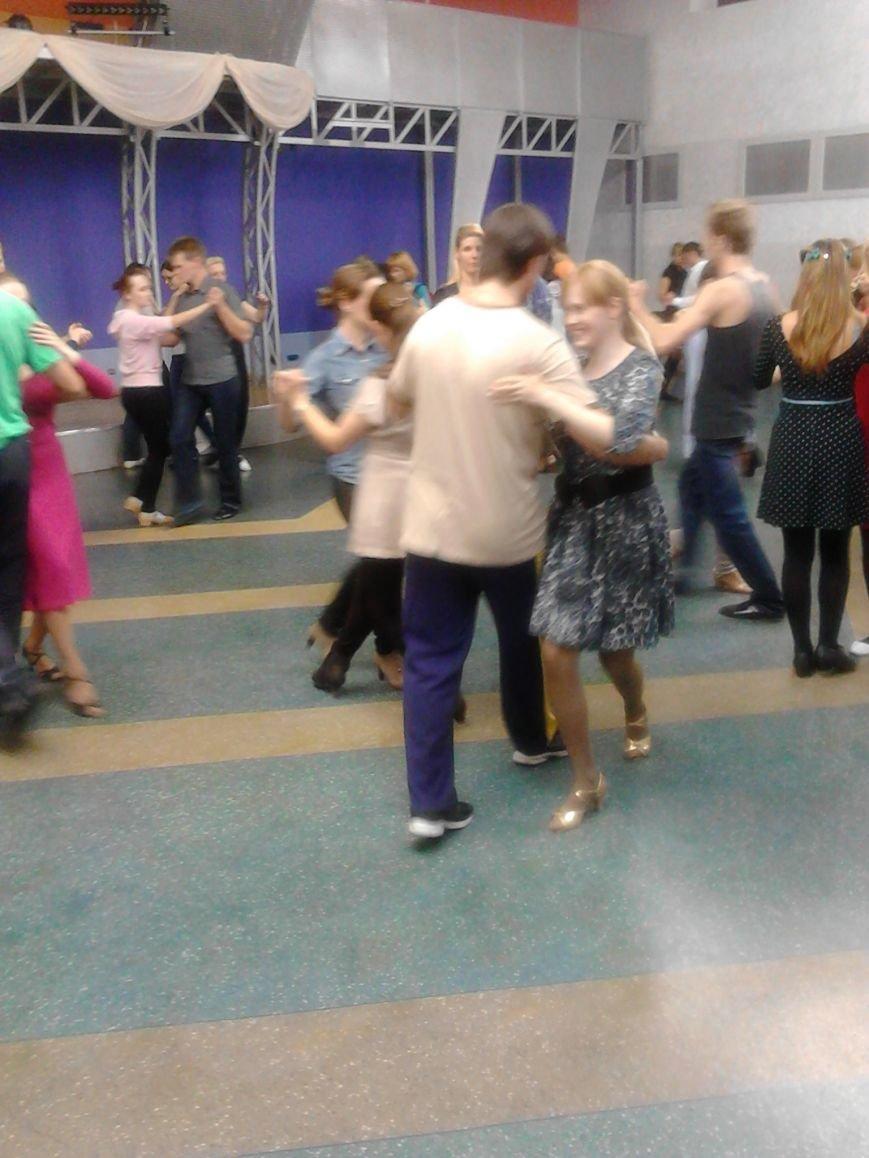 В Полоцке прошел мастер-класс по аргентинскому танго, фото-2